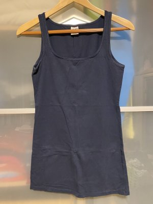Vero Moda Basic topje donkerblauw