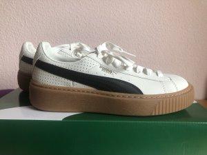 Basket Platform Perf Gum - Sneaker für Damen
