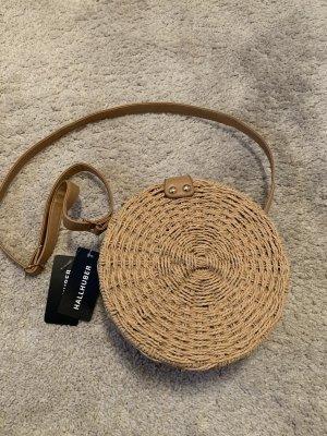 Hallhuber Bolso tipo cesta marrón claro-camel