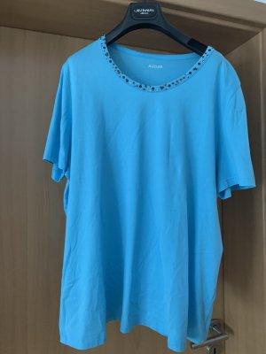 Basler T-Shirt azure-cornflower blue