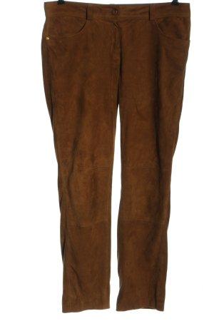Basler Baggy Pants braun Casual-Look