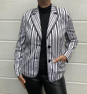 Basler Klassischer Blazer zwart-wit