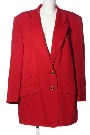 Basler Boyfriend blazer rood zakelijke stijl