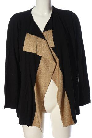 Basler Cardigan schwarz-braun Casual-Look