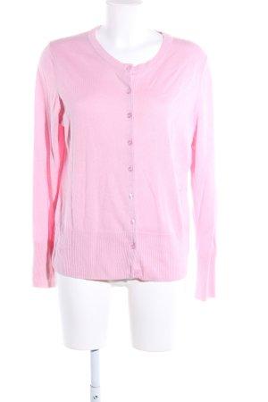 Basler Cardigan pink Casual-Look