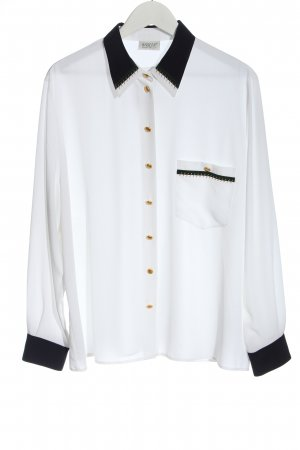 Basler Shirt Blouse white business style