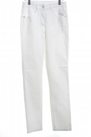 Basler Hoge taille jeans wolwit retro uitstraling