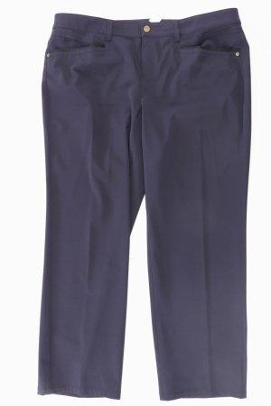 Basler Trousers blue-neon blue-dark blue-azure polyester