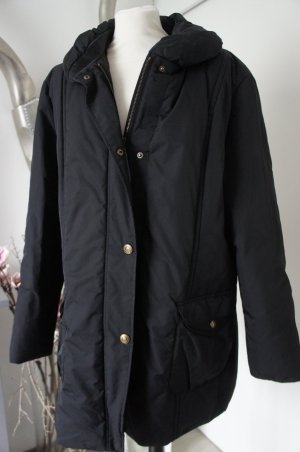 Basler Jacke Größe 44 schwarz