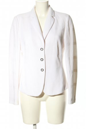 Basler Jerseyblazer weiß Elegant