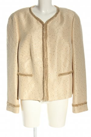 Basler Jersey Blazer crema-color oro estilo «business»