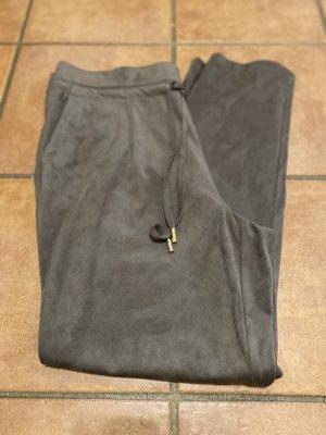 Basler Pantalone in pelle multicolore