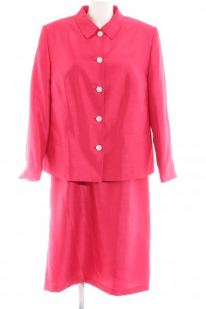 Basler Traje para mujer rosa estilo «business»