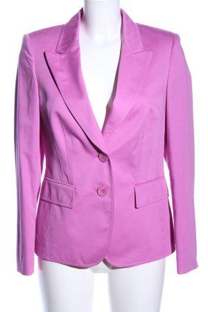 Basler Kurz-Blazer pink Business-Look