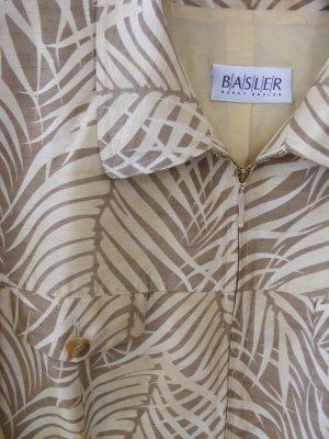 Basler Korte blazer goud-brons Polyester