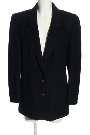 Basler Manteau court noir style d'affaires