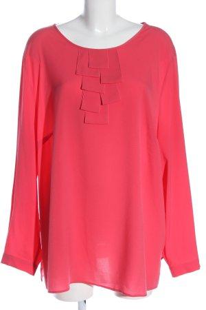 Basler Camicetta a maniche lunghe rosa elegante