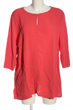 Basler Long Sleeve Blouse red casual look
