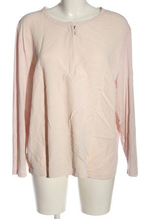 Basler Long Sleeve Blouse pink casual look