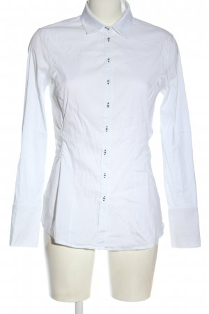 Basler Camicia a maniche lunghe bianco stile professionale