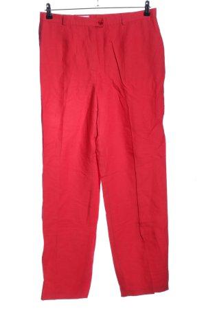 Basler Leinenhose pink Casual-Look