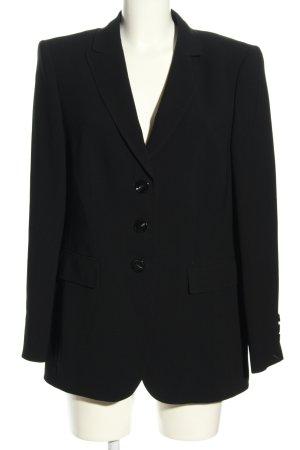 Basler Long-Blazer schwarz Business-Look