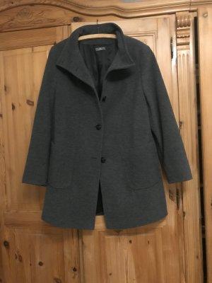 Basler Manteau d'hiver gris anthracite-gris foncé