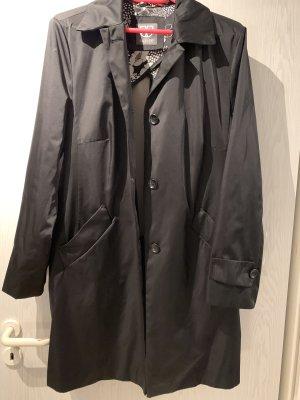 Basler Trenchcoat noir