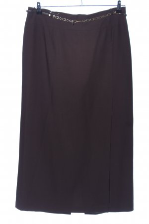 Basler Falda larga marrón look casual