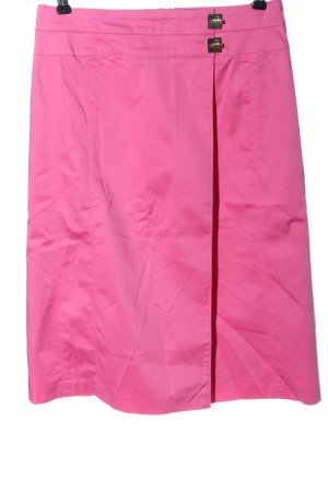 Basler Midi Skirt pink casual look