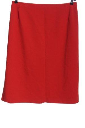 Basler Miniskirt red casual look