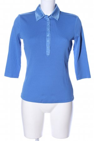 Basler Polo bleu style d'affaires