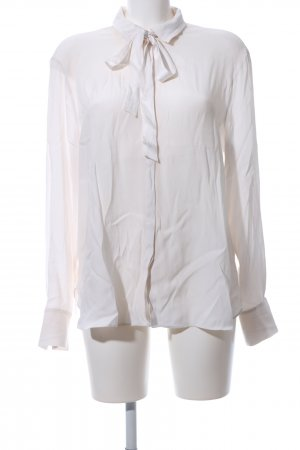 Basler Silk Blouse natural white business style