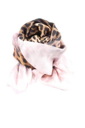 Basler Bufanda de seda degradado de color look casual