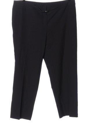 Basler Jersey Pants black casual look