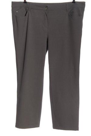 Basler Jersey Pants light grey casual look