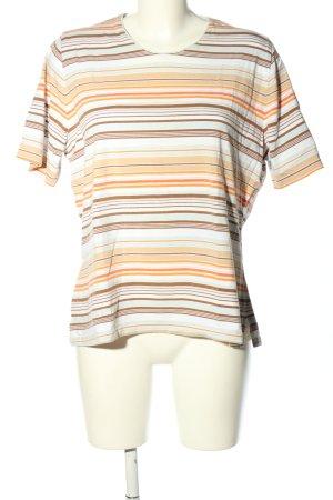Basler T-Shirt Streifenmuster Casual-Look