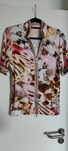 Basler T-Shirt multicolored viscose