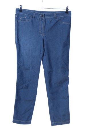 Basler Treggings blu stile casual