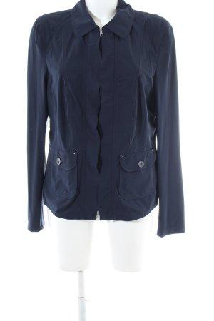 Basler Übergangsjacke blau Casual-Look
