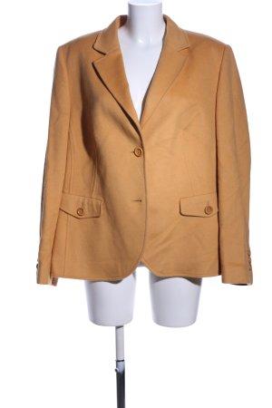 Basler Woll-Blazer hellorange klassischer Stil