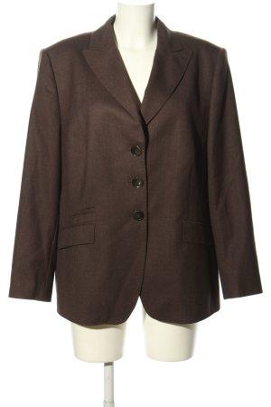 Basler Woll-Blazer braun Business-Look