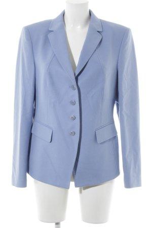 Basler Woll-Blazer himmelblau Business-Look