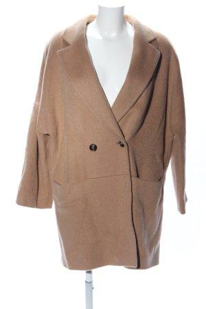 Basler Manteau en laine bronze style d'affaires