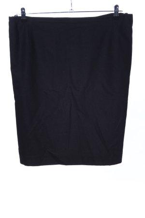 Basler Wool Skirt black business style