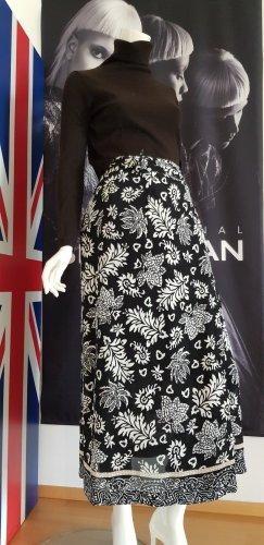 0039 Italy Kasjmier trui donkerbruin-zwart bruin