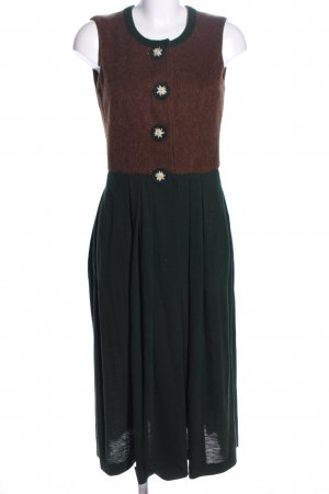 Basset Dirndl black-brown classic style