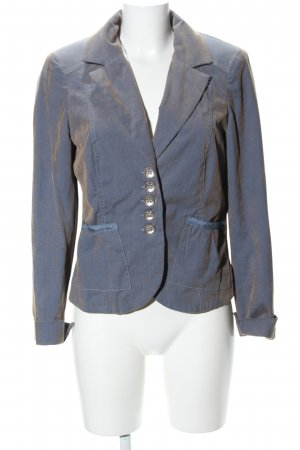 Basset Blazer corto blu stile casual