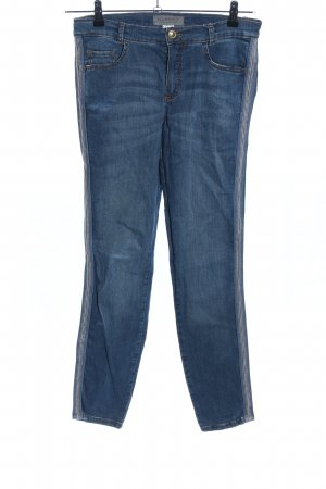 Basset Stretch Jeans blau Casual-Look