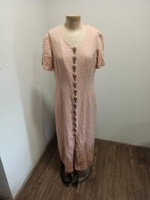 Basset Maxi Dress multicolored linen